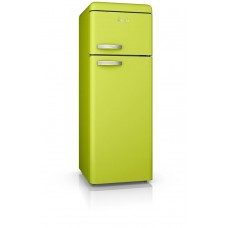 Swan Top Mounted Fridge Freezer Lime [Energy Class A+] (Model No. SR11010LN)