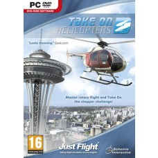 Take On Helicopters PC DVD