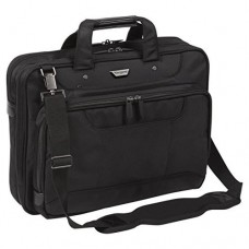 Targus Corporate Traveller Topload Laptop Bag 15.6 Inch - Black