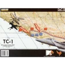 Tactical Chart 1 Flaming Cliffs 2DCS Black Shark Map