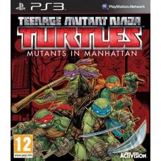 Teenage Mutant Ninja Turtles Mutants in Manhattan PS3 Game