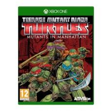 Teenage Mutant Ninja Turtles Mutants in Manhattan Xbox One Game