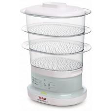 Tefal Mini Compact Food Steamer 2.2KG 650W - White (Model No. VC130115)