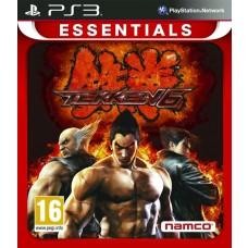 Tekken 6 Essentials Sony Playstation 3 PS3