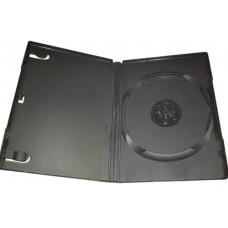 Viva Single DVD CD Blu Ray Case Black - Pack of 10