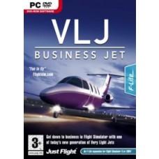 VLJ Business Jet Expansion Pack for FS 2004/FSX PC