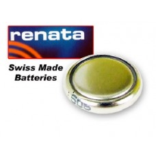 Renata 1.55 Volt Watch Battery Replaces - Pack of 10 (SR916SW)