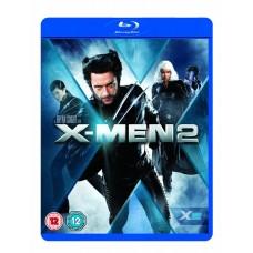 X-Men 2 Blu Ray