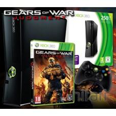 Microsoft Xbox 360 Gears of War Console Bundle