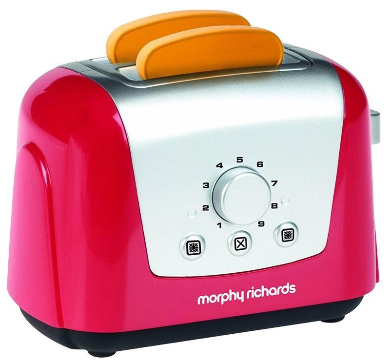 Just Like Home Toy Toaster : Casdon morphy richards replica toaster with pop up toast