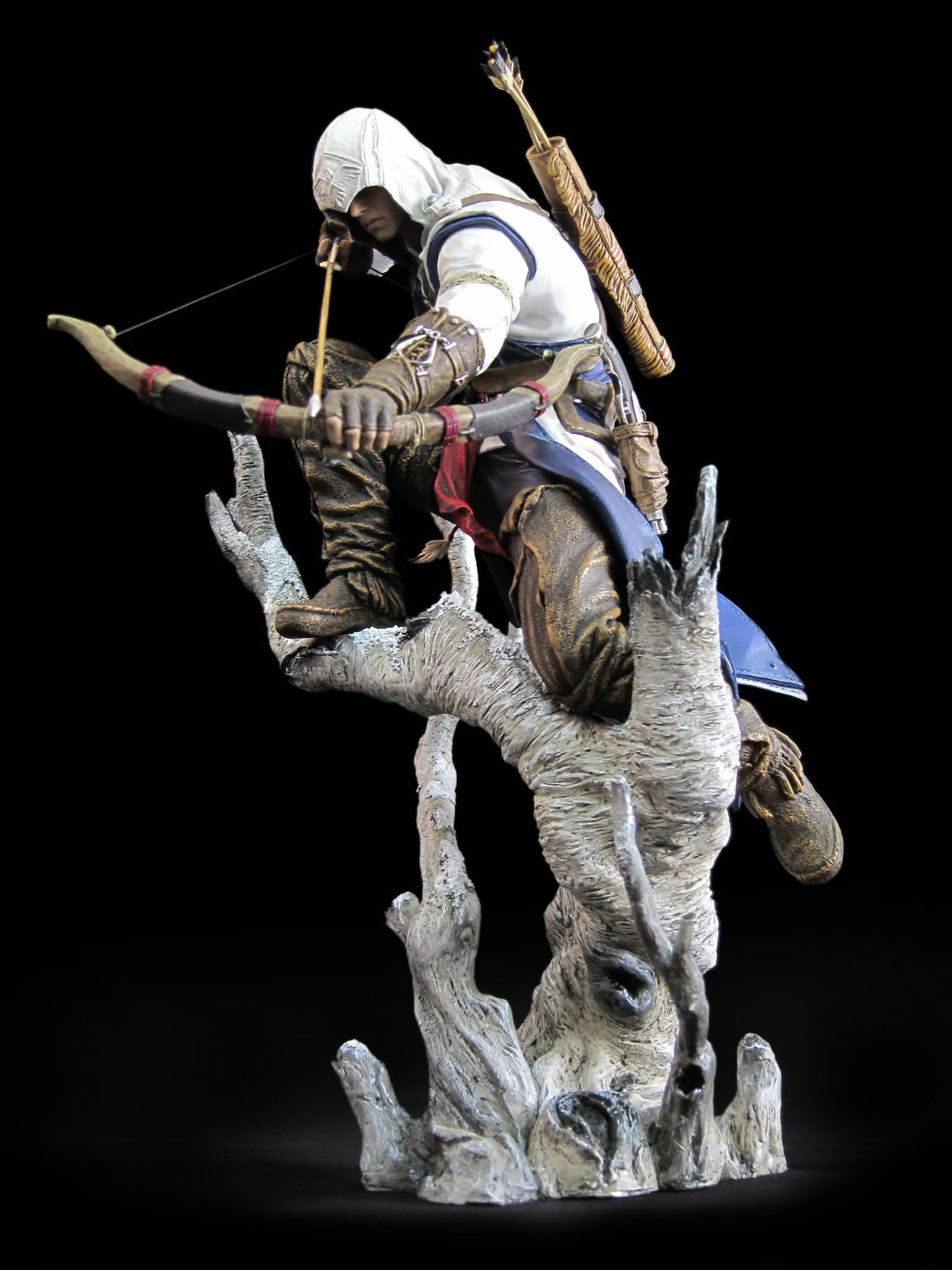 Assassins Creed 3 Figurine Connor The Hunter