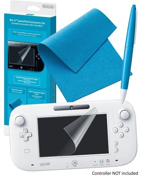 kit acessório Wii U