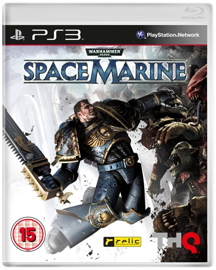 space marine warhammer game ps3
