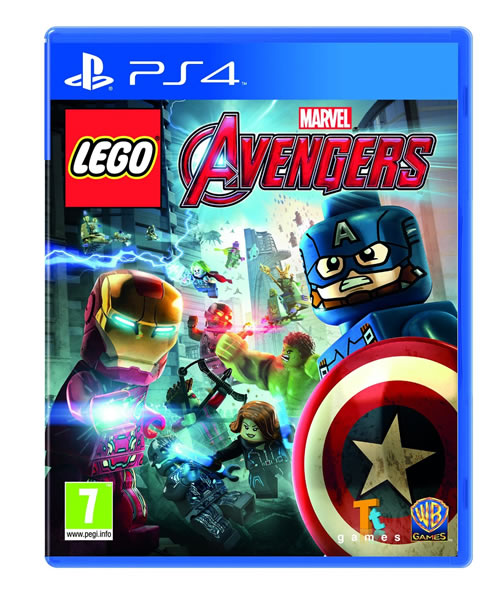 Avengers ps4 includes exclusive dlc thunderbolts character pack ebay