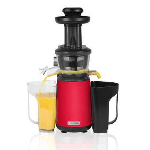 NutriMaster Slow Juicer Red (Model No. N23001R) NEW eBay