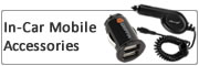 satellite navigation and in car accessories