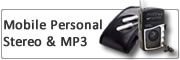 MP3 and Personal Stereo